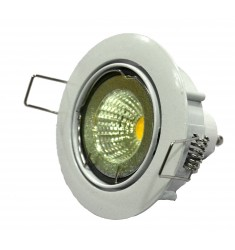 Empotrable Led Mcob 5W Redondo