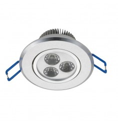 Empotrable Led 3W