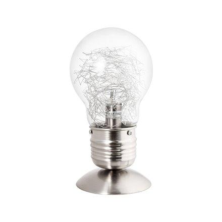 Sobremesa Cristal Bulb