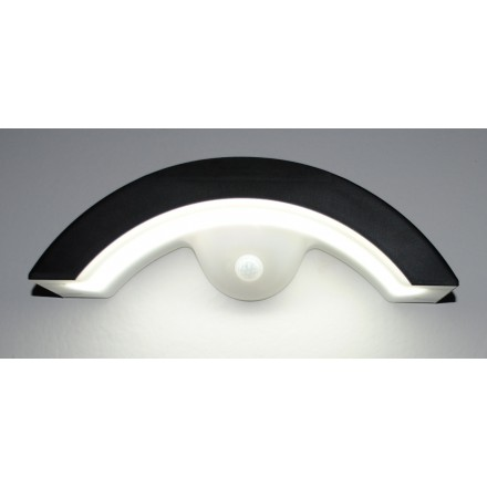 APLIQUE SOLAR LUNA LED