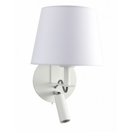 APLIQUE CIRCULO CON LECTOR LED