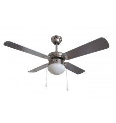 VENTILADOR CHICAGO LED CR ASP REV C/MANDO
