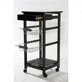 Camarera Kitchen Negro