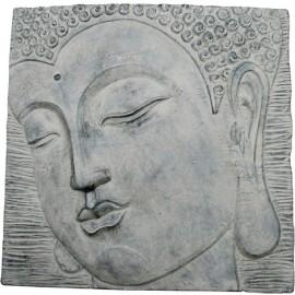 Cuadro Budha Perfil piedra